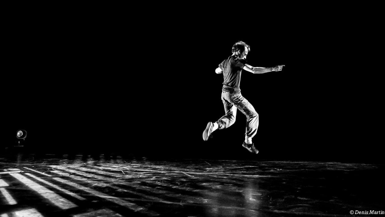Crédit : Denis Martin; 1er OFF BIGICO; Espace 2016 de Lük Fleury; avec Antoine Turmine