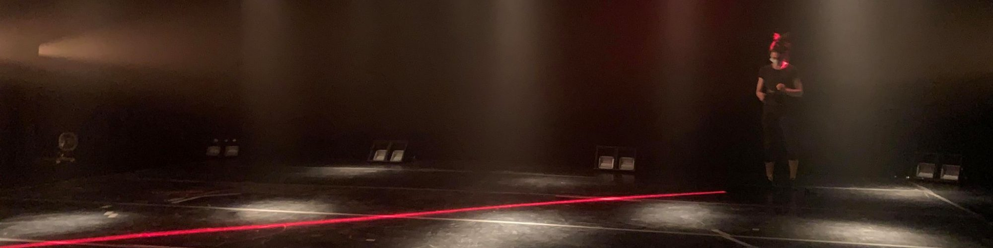 Crédit: Yaëlle Azoulay; Une gigue sur le cour de Sandrine Martel-Laferrière; avec SML; 2020.